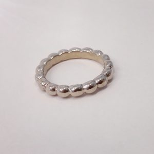 ILONA RING, white gold